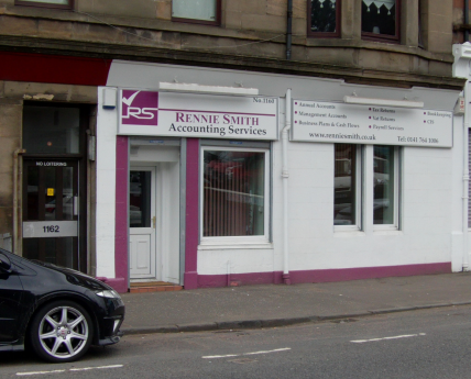 Our new Glasgow Office